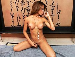 Kamila smith masturbating Lovely tranny posing and masturbating.