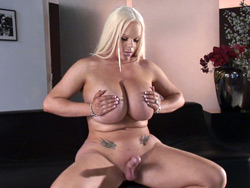 Holly good. Big Breasted Holly lovely Masturbating
